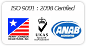 ISO Certified Manufacturers