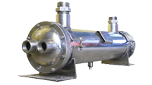 Stainless Steel Shell and Tube Heat Exchanger India